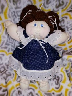 Soft Sculpture Cabbage Patch look alike Smaller Baby 8 inche