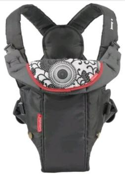 Swift Classic Infantino Carrier For Walk WIth Baby, Black