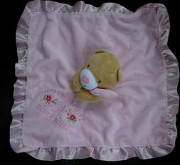 Baby Starters Thank Heaven for Little Girls Pink Security Bl