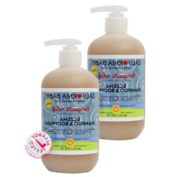 California Baby Therapeutic Relief Eczema Shampoo & Bodywash