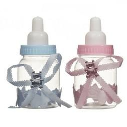 US 12x  Fillable Bottle for Baby Shower Favors Party Decor G