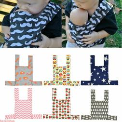 US Baby Doll Carrier Sling Toy For Kids Children Toddler Fro