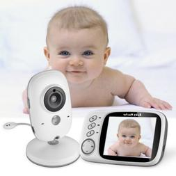 Video Baby Monitor Camera with 2 Way Talk Night Vision for H