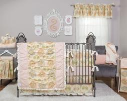 Trend Lab Waverly® Rosewater Glam 10-Piece Complete Crib Be