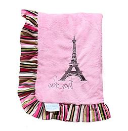 Trend Lab Waverly® Tres Chic Receiving Blanket