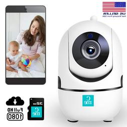 1080P Wireless Security Camera Indoor Home Smart Wifi System