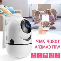 Wireless Wifi 1080P 2MP Security Camera Night Vision Baby Mo